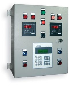 Automated Process Control Systems Panel